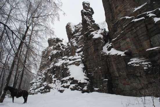 Поход на скалы Семь Братьев