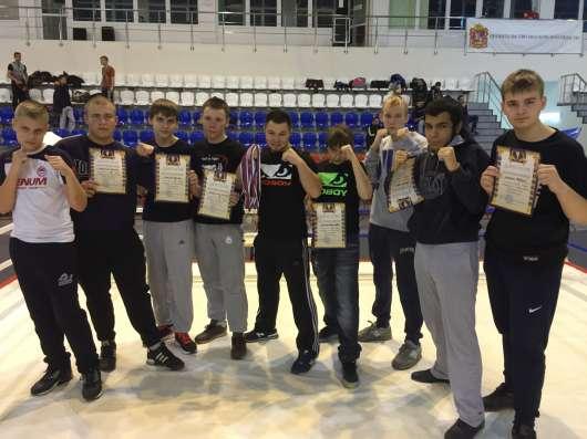 Индивидуальные тренировки по тайскому боксу,кикбоксингу,бокс