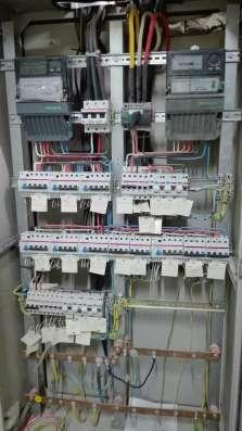Электрика, внутренняя и наружная в Москве Фото 2