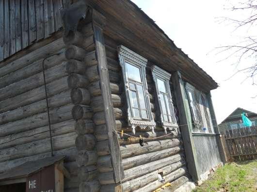 Дом в деревне Левенда Меленковского района Владимирской обл