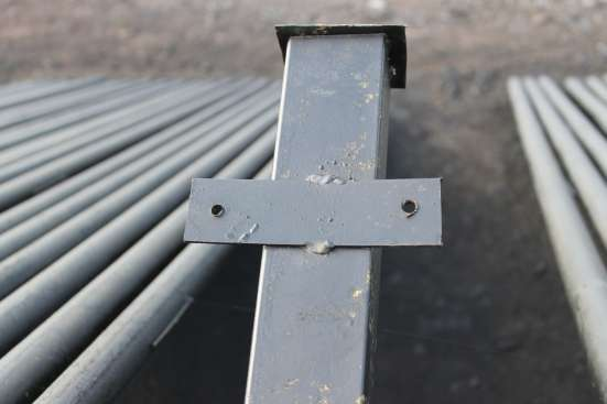 Столбы металлические в Волгограде Фото 1