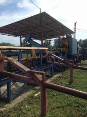 Линия по произв-ву щепоцементной плиты PGSTROM в г. Белореченск Фото 4