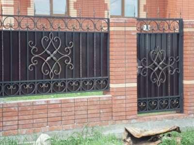 Изготовим и установим ворота, заборы в г. Самара Фото 1