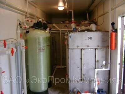Очистные сооружения. Очистка сточных вод ЗАО ЭкоПромКомпания БМОС 140 в Нижневартовске Фото 3