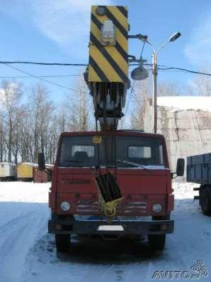 автокран КАМАЗ 53212 в Санкт-Петербурге Фото 3