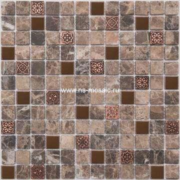 Мозаика и керамическая плитка под кожу от NSmosaic в Москве Фото 1