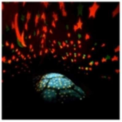 Проектор-ночник Черепаха Бонни новый розовый Сундучок в Москве Фото 1