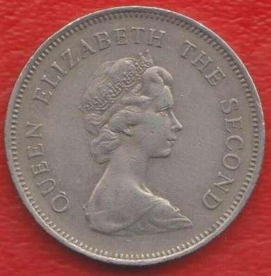 Гонконг 1 доллар 1978 г