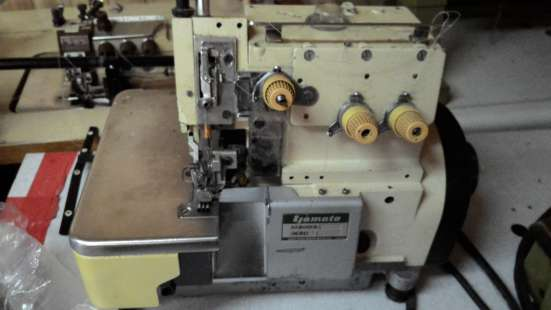 Б/у швейное оборудование