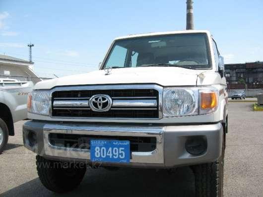 Бампер передний Toyota Land Cruiser, HZJ76, оригинал