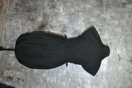 Hugo Boss черное платье р 48