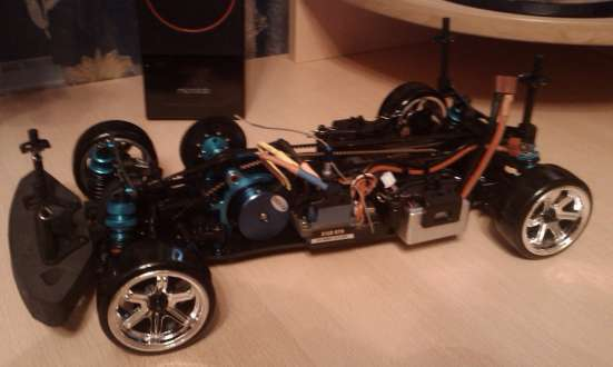 Модель 110 On-Road Drift Car 4WD, RTR