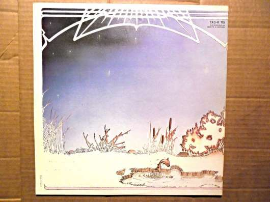 Camel - Moonmadness (uk)
