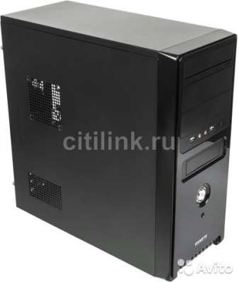 Корпус ATX gigabyte GZ-F2, Midi-Tower, без бп