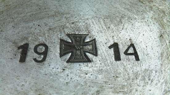 Кружки алюминиевые немецкие 1 Мировая война в Саратове Фото 2