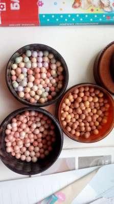 Румяна-шарики Bronzed