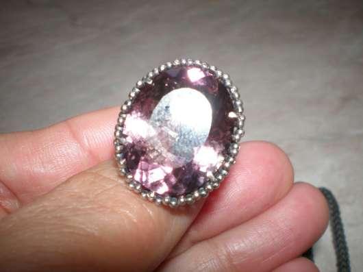 Авторское серебряное кольцо с раухтопазом в г. Харьков Фото 1