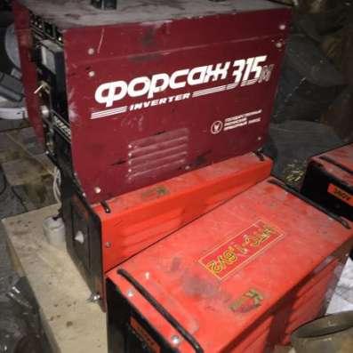 Трехфазный сварочный аппарат Форсаж315М в Новосибирске Фото 1