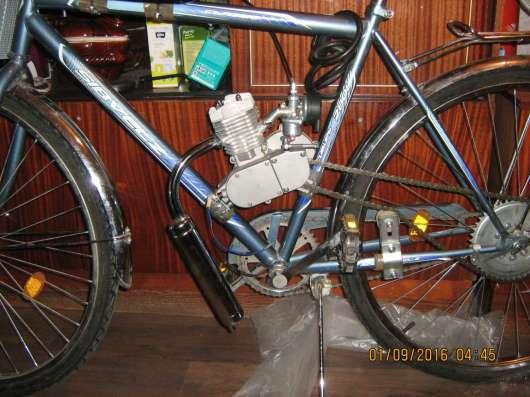 Продаю новый мотор F-80 для велосипеда
