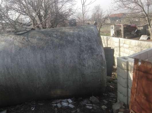 Бочка алюминевая 10-кубовая в г. Тирасполь Фото 4