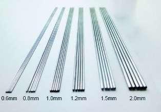 Гравировальные спицы для работ по камню диамерт 0.8мм, длинна 160мм