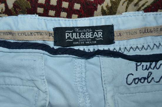 Брюки pull & bear