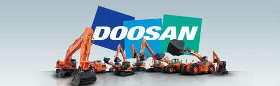 Экскаваторы Doosan на гусеничном и колесном ходу, новые!