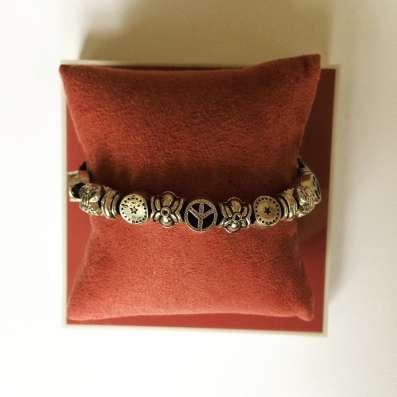 Кожаные браслеты JAFREE