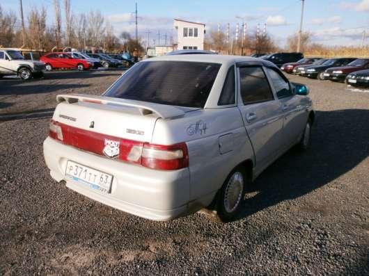 Продажа авто, ВАЗ (Lada), 2110, Механика с пробегом 146000 км, в Волжский Фото 2