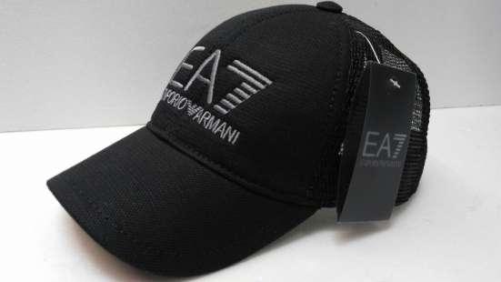 Бейсболка Emporio Armani (сетка)