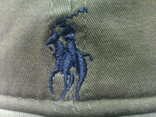 Бейсболкa polo by Ralph Lauren green