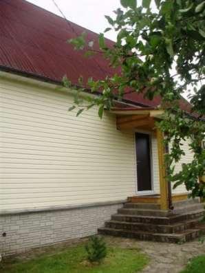 Продается дом в дер. Волосково (Юрловский с/о),Можайский район, 130 км от МКАД по Минскому шоссе. Фото 3