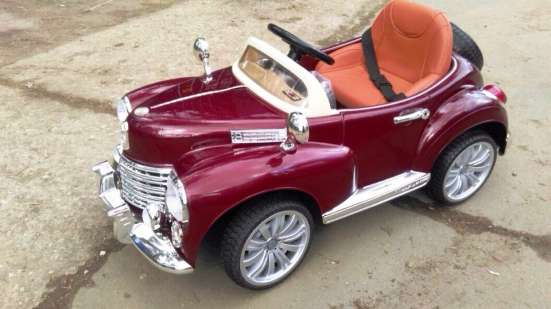 Детский электромобиль Bentley в Санкт-Петербурге Фото 2