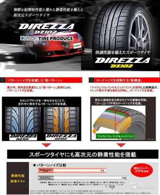 Новые шины Дунлоп 215/55 R16 DZ102