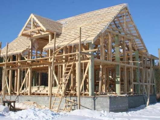 Строительство домов в Пушкино.Местная бригада Фото 2