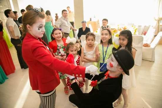 Детские праздники с шоу-агентством Гротеск
