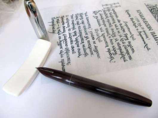 Ручка перьевая Hero #565 - изящество в строгости форм в Екатеринбурге Фото 3