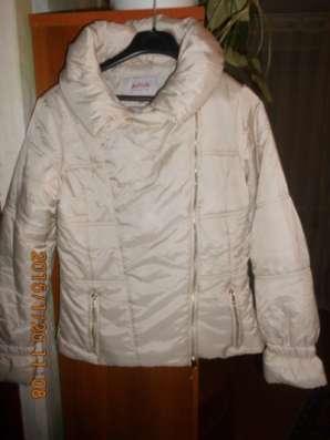 куртку Куртка (весна-осень) прит