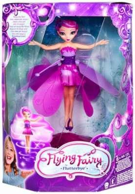 Потрясающая игрушка - она летает сама