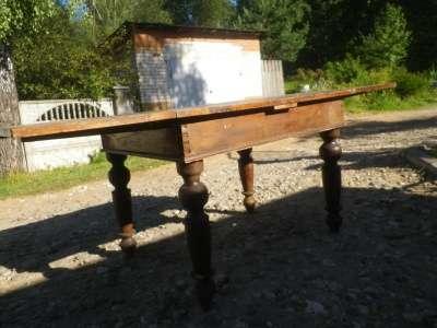 Старинный стол. в Москве Фото 2