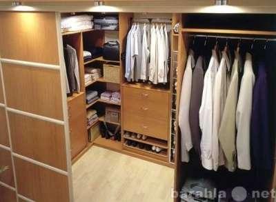 Шкафы-купе,гардеробные на заказ