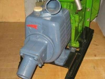 Агрегат насосный самовсасывающий АНС-60.