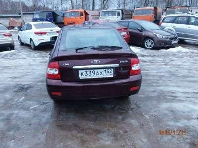 автомобиль ВАЗ 2172 Priora, цена 230 000 руб.,в Нижнем Новгороде Фото 5