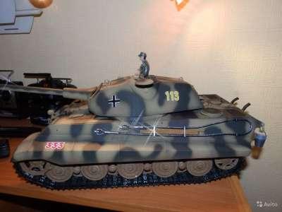 Радиоуправляемый танк Taigen KingTiger H