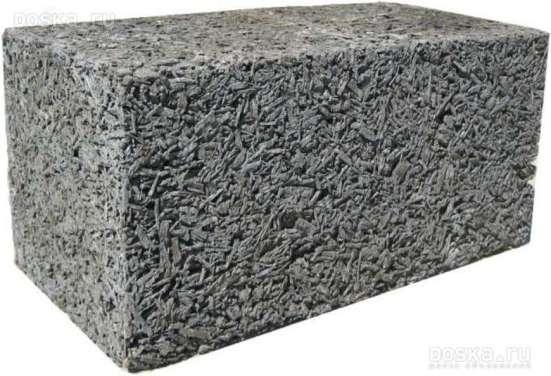 Арболитовые блоки (Древоблоки)