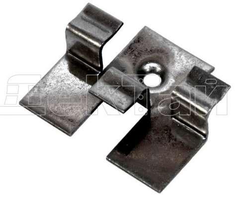 Скрытый металлический крепёж ДекТай Кобра