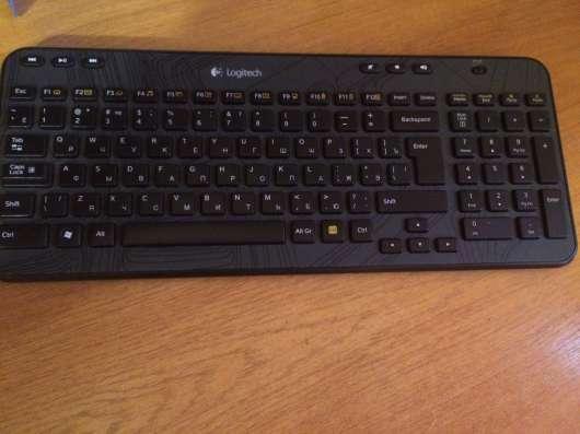 Клавиатура беспроводная Logitech Wireless Keyboard