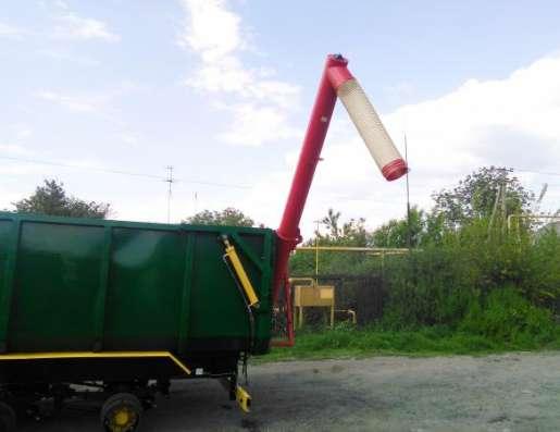 Прицеп самосвальный тракторный НТС-10, НТС-20, НТС-30