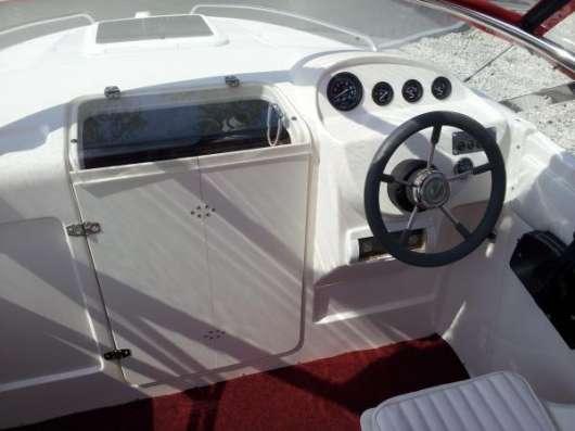 Каютный катер Crosswind(Кроссвинд) 170