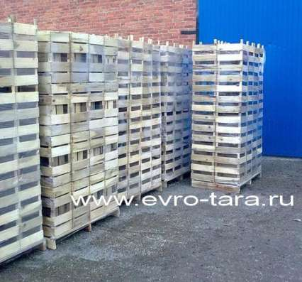 Ящик деревянный из шпона в г. Крымск Фото 3